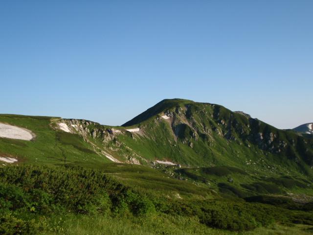 丸山が見えてきました